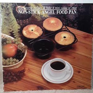 Angel Food Pans, Mini, Non-Stick